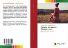 Cultura de gastos educacionais kitap kapağı