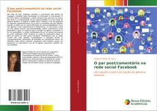 Buchcover von O par post/comentário na rede social Facebook