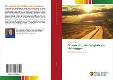 Bookcover of O conceito de religião em Heidegger