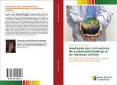 Capa do livro de Avaliação dos indicadores de sustentabilidade para os resíduos sólidos