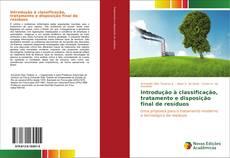 Buchcover von Introdução à classificação, tratamento e disposição final de resíduos