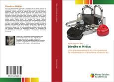 Buchcover von Direito e Mídia: