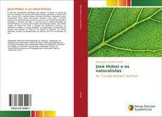 Capa do livro de José Hidasi e os naturalistas