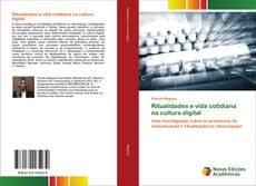 Ritualidades e vida cotidiana na cultura digital kitap kapağı
