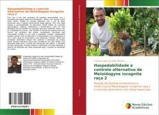 Capa do livro de Hospedabilidade e controle alternativo de Meloidogyne incognita raça 2