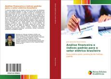 Bookcover of Análise financeira e índices padrão para o setor elétrico brasileiro