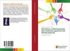 Portada del libro de Dinâmica e diferenciação dos sistemas agrários em Pentecoste-CE