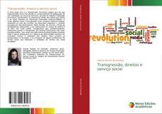 Bookcover of Transgressão, direitos e serviço social