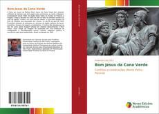 Capa do livro de Bom Jesus da Cana Verde