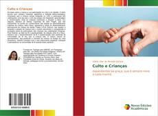 Capa do livro de Culto e Crianças