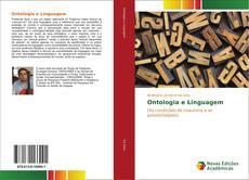Ontologia e Linguagem的封面