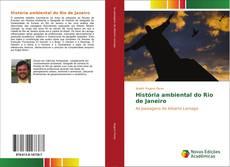 Capa do livro de História ambiental do Rio de Janeiro