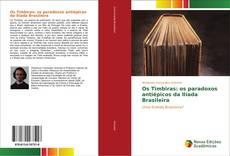 Capa do livro de Os Timbiras: os paradoxos antiépicos da Ilíada Brasileira