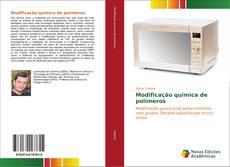 Обложка Modificação química de polímeros