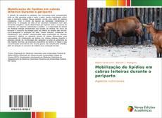 Обложка Mobilização de lipídios em cabras leiteiras durante o periparto