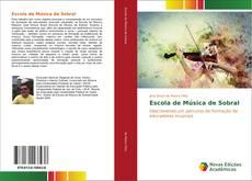 Escola de Música de Sobral kitap kapağı