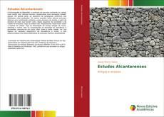 Capa do livro de Estudos Alcantarenses