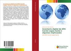 Bookcover of Inventario digital da APA Carste Lagoa Santa e algumas implicações