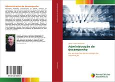 Capa do livro de Administração de desempenho
