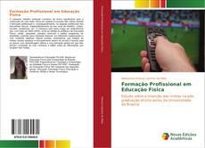 Capa do livro de Formação Profissional em Educação Física