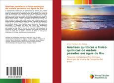 Capa do livro de Analises químicas e físico-químicas de metais pesados em água de Rio