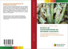 Capa do livro de Análise da Sustentabilidade da atividade canavieira