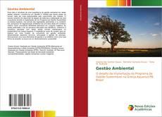 Capa do livro de Gestão Ambiental