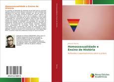 Couverture de Homossexualidade e Ensino de História
