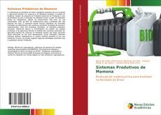 Sistemas Produtivos de Mamona kitap kapağı