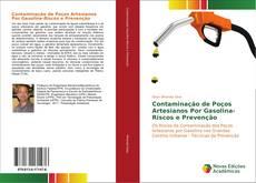 Capa do livro de Contaminação de Poços Artesianos Por Gasolina-Riscos e Prevenção