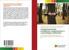 Borítókép a  Comportamentos ecológicos responsáveis e a psicologia ambiental - hoz