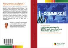 Обложка Efeitos potencias do NAFTA sob á agricultura do Estado de Colima