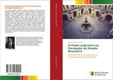 Capa do livro de O Poder Judiciário na Formação do Estado Brasileiro