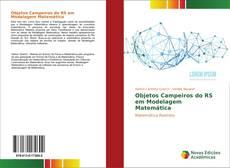 Capa do livro de Objetos Campeiros do RS em Modelagem Matemática
