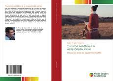 Capa do livro de Turismo solidário e a redescrição social