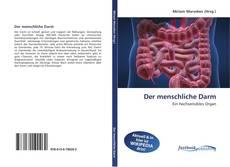 Bookcover of Der menschliche Darm