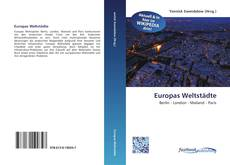 Copertina di Europas Weltstädte