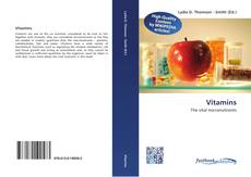 Bookcover of Vitamins
