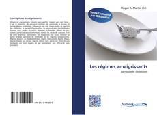Обложка Les régimes amaigrissants