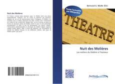 Capa do livro de Nuit des Molières