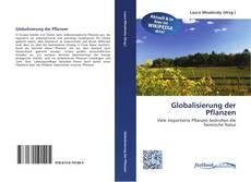 Bookcover of Globalisierung der Pflanzen