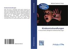 Kindesmisshandlungen kitap kapağı
