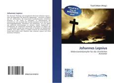 Buchcover von Johannes Lepsius