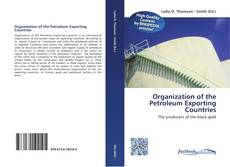 Organization of the Petroleum Exporting Countries的封面