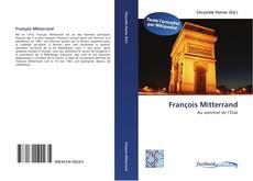 Обложка François Mitterrand