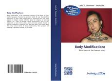 Body Modifications kitap kapağı
