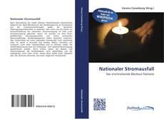 Capa do livro de Nationaler Stromausfall