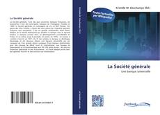 La Société générale kitap kapağı