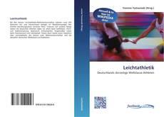Buchcover von Leichtathletik
