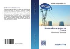 Portada del libro de L'industrie nucléaire en France